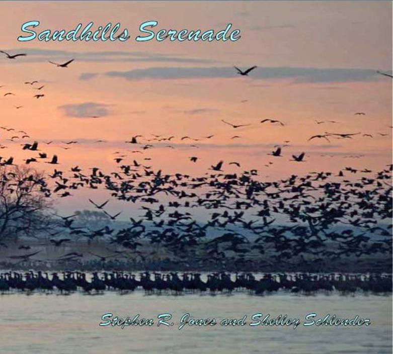 Sandhills Serenade CD